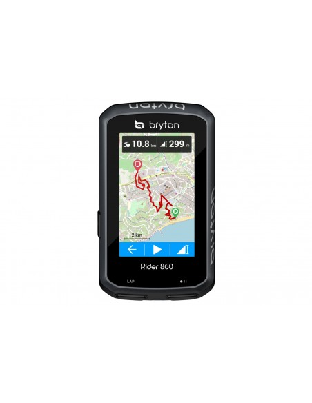 GPS BRYTON RIDER 860T